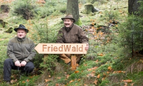Bestattungswald Wildenburger Land wird FriedWald